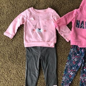 Disney Matching Sets - Baby girl outfits